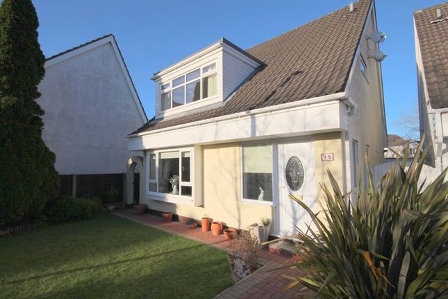 Thumbnail Detached house for sale in St. James Gardens, Leyland