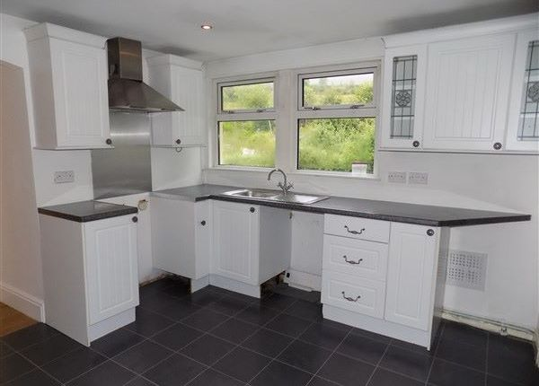 Thumbnail Flat to rent in Nantyglo, Ebbw Vale