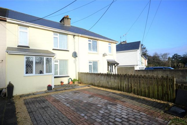 Thumbnail Terraced house for sale in Brimley Park, Bovey Tracey, Newton Abbot, Devon