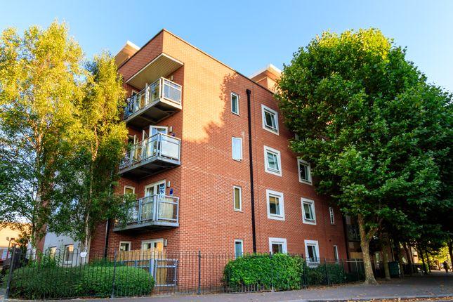 Thumbnail Flat for sale in Nexus Court, Kirkdale Road, London