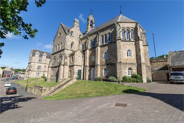 Thumbnail Flat for sale in The Convent, Reeth Road, Richmond, North Yorkshire.