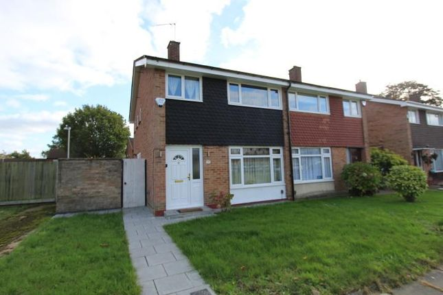Thumbnail Semi-detached house to rent in Hayman Crescent, Hayes