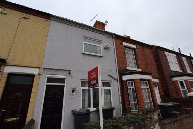 Thumbnail Terraced house to rent in Horace Avenue, Stapleford