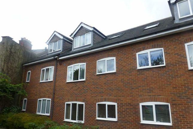 Thumbnail Flat to rent in Hinckley Road, Burbage, Hinckley