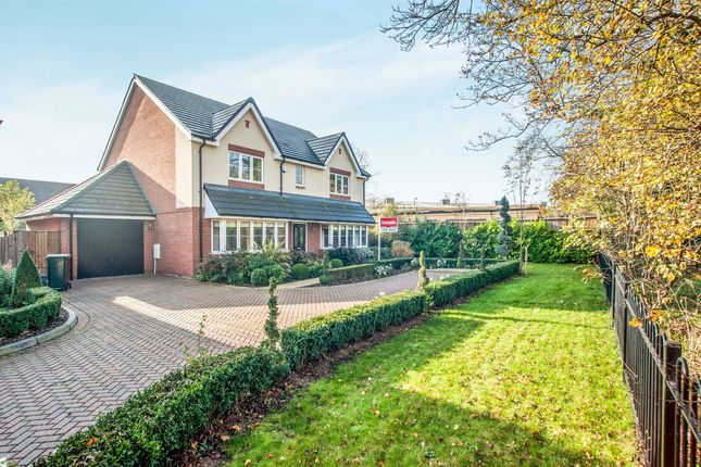 Thumbnail Property to rent in South Way, Abbots Langley