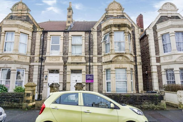 Thumbnail Flat for sale in Severn Road, Weston-Super-Mare