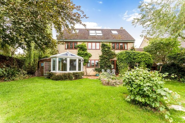 Thumbnail Detached house to rent in Wootton Village, Boars Hill, Oxford