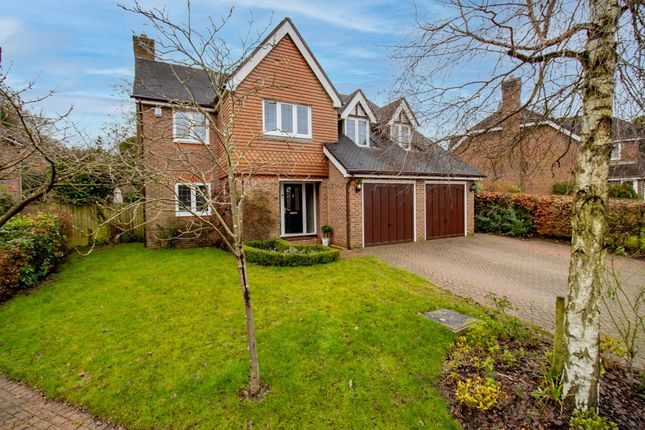 Thumbnail Detached house for sale in The Arboretum, Gibbett Hill, Coventry