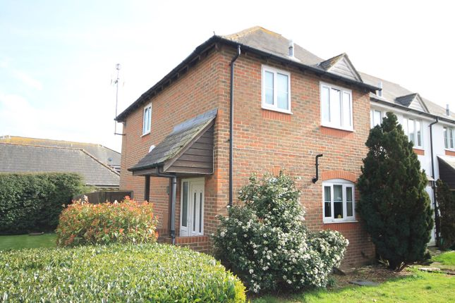 Thumbnail End terrace house for sale in St Michaels Close, Lambourn, Hungerford