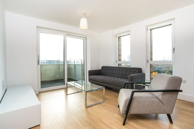 Thumbnail Flat to rent in No 1 The Avenue, Ivy Point, Bow