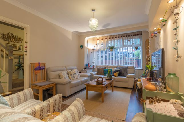 Thumbnail End terrace house for sale in Annsworthy Crescent, London
