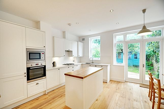 Thumbnail Terraced house to rent in Blandford Road, Chiswick