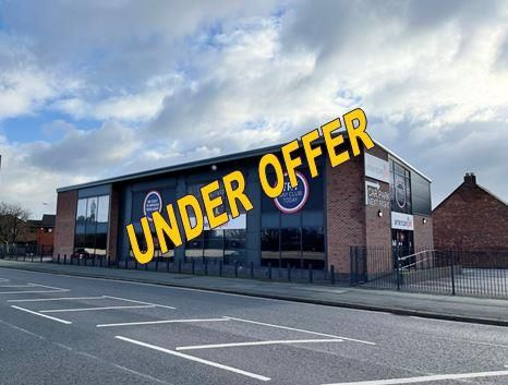 Thumbnail Retail premises for sale in 280 Knutsford Road, Warrington, Cheshire