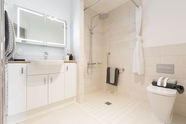Shower Room of Norwood Court, The Broadway, Amersham HP7