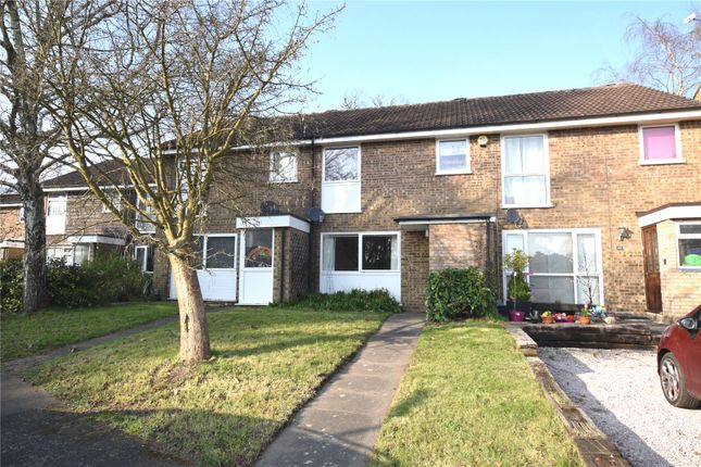 Thumbnail Terraced house for sale in Dawsmere Close, Camberley, Surrey