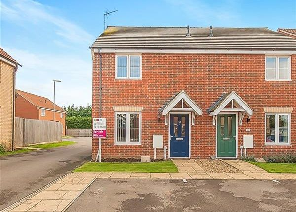 Thumbnail Property to rent in Viscount Close, Pinchbeck, Spalding