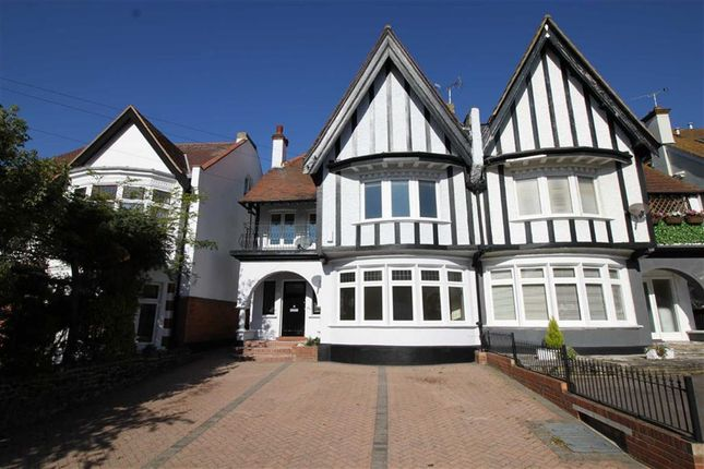 Thumbnail Flat for sale in Crowstone Avenue, Westcliff On Sea, Essex