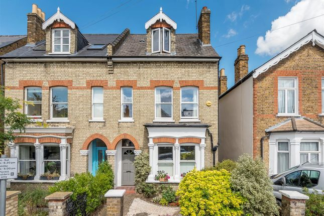Thumbnail Semi-detached house for sale in Gibbon Road, Kingston Upon Thames