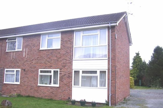 Thumbnail Flat to rent in 29, Vyrnwy Place, Oswestry, Oswestry, Shropshire