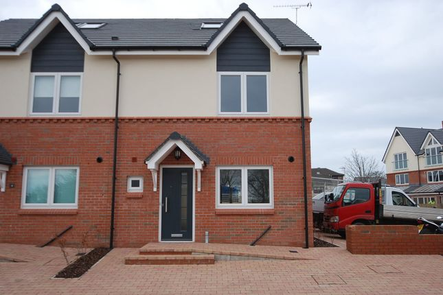 Thumbnail Semi-detached house to rent in Spring Grove, Barrow-In-Furness