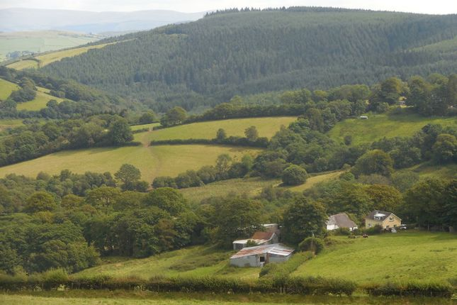 Thumbnail Farm for sale in Rhydcymerau, Llandeilo