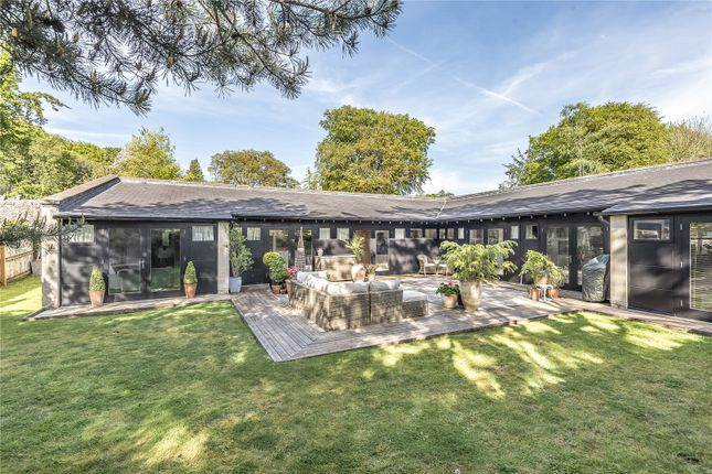 Thumbnail Detached bungalow for sale in North Road, Combe Down, Bath, Somerset