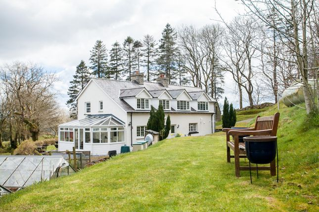 Thumbnail Detached house for sale in Ffarmers, Llanwrda
