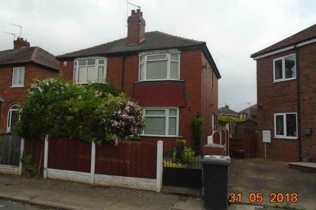 Thumbnail 2 bed semi-detached house to rent in Hill Top Crescent, Wheatley Hills, Doncaster