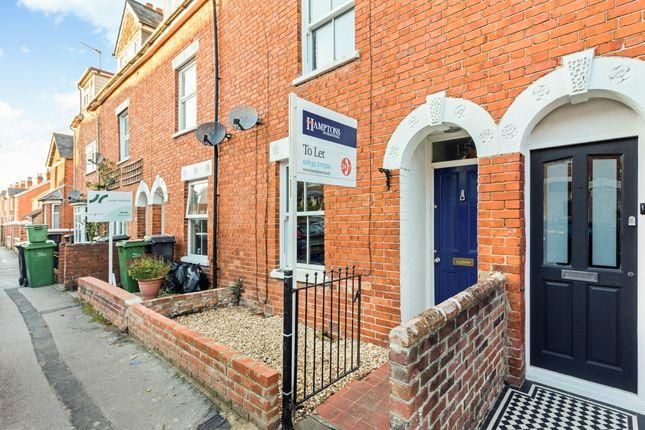 3 bed terraced house to rent in Berkeley Road, Newbury RG14