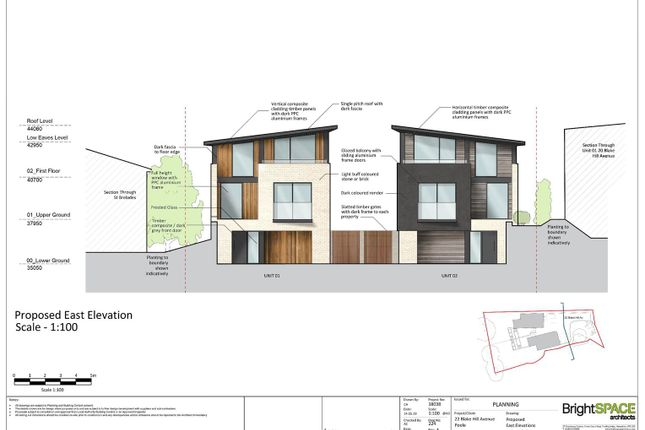 18038-22 Blake Hill Avenue-Proposed East Elevation