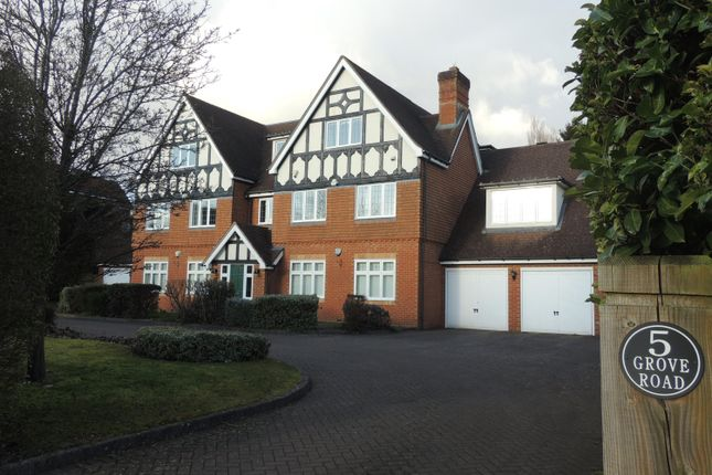 Thumbnail Flat for sale in Grove Road, Knowle, Solihull