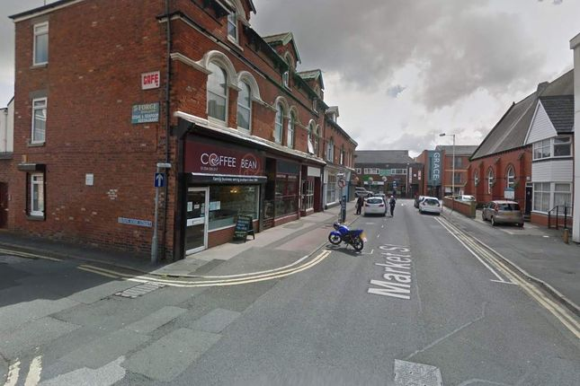 Thumbnail Commercial property for sale in Market Street, Southport