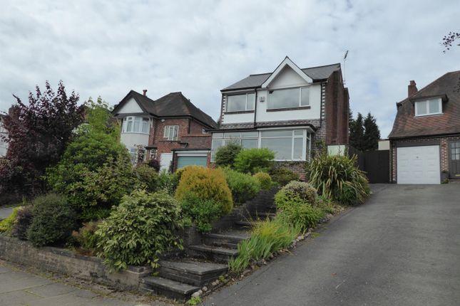 Detached house for sale in Pereira Road, Harborne, Birmingham