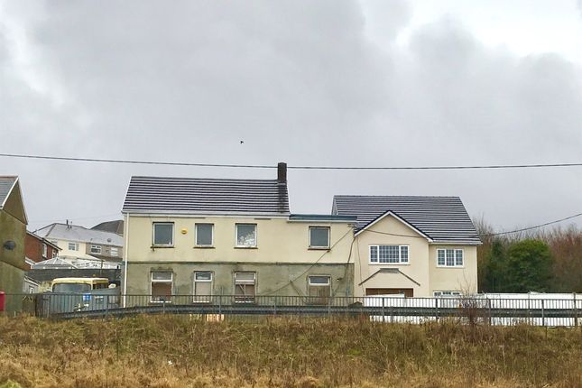 Thumbnail Detached house for sale in Heol Y Felin, Seven Sisters, Neath