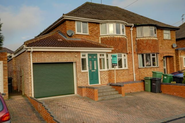 3 bed semi-detached house for sale in Devon Road, Worcester