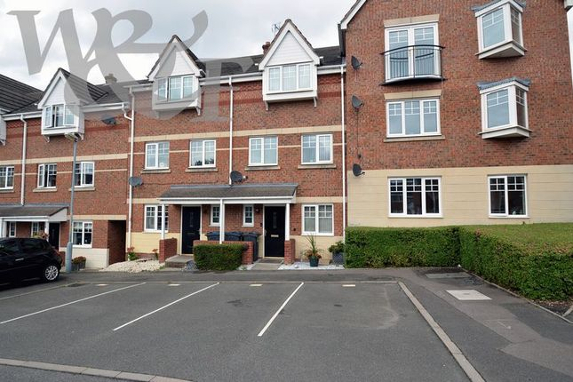 Thumbnail Terraced house for sale in Canterbury Close, Erdington, Birmingham