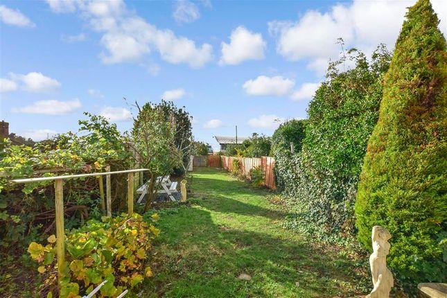 Thumbnail Semi-detached bungalow for sale in Park Avenue, Telscombe Cliffs, Peacehaven, East Sussex