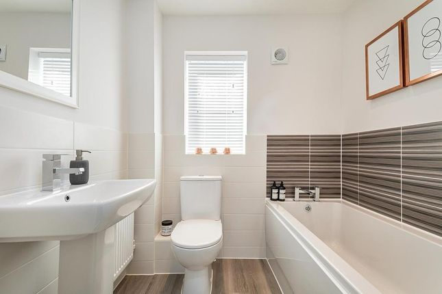 "Bathroom of ""Maidstone"" at Rhodfa Cambo, Barry CF62"