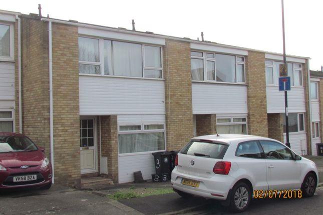 Thumbnail Terraced house to rent in Timberdene, Stapleton, Bristol