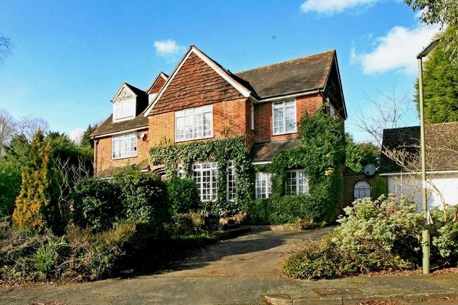 5 bed detached house for sale in Colley Manor Drive, Reigate, Surrey