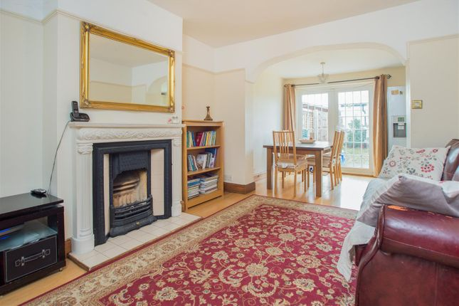 Thumbnail End terrace house for sale in Church Hill Road, Cheam