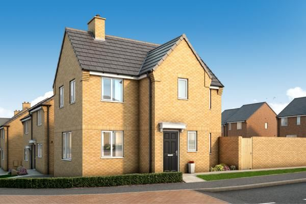"""Thumbnail Property for sale in """"The Windsor At Affinity, Leeds"""" at South Parkway, Seacroft, Leeds"""