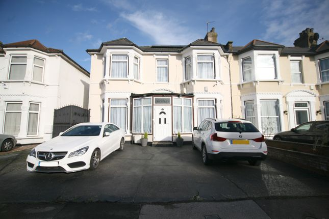 Thumbnail Semi-detached house for sale in Selborne Road, Ilford