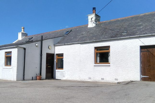 Thumbnail Bungalow for sale in Rathen, Fraserburgh