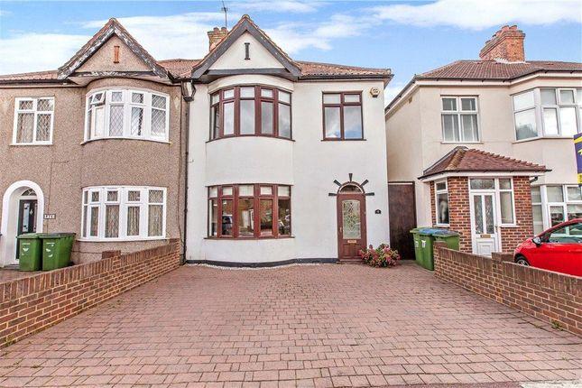 Thumbnail Semi-detached house to rent in Green Lane, London