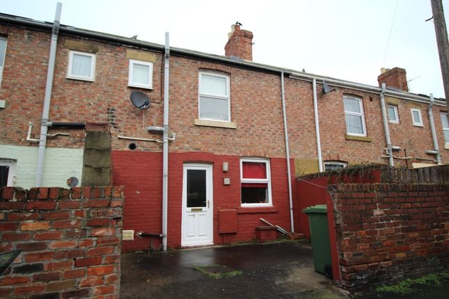 Thumbnail Terraced house to rent in The Leazes, Throckley, Newcastle Upon Tyne
