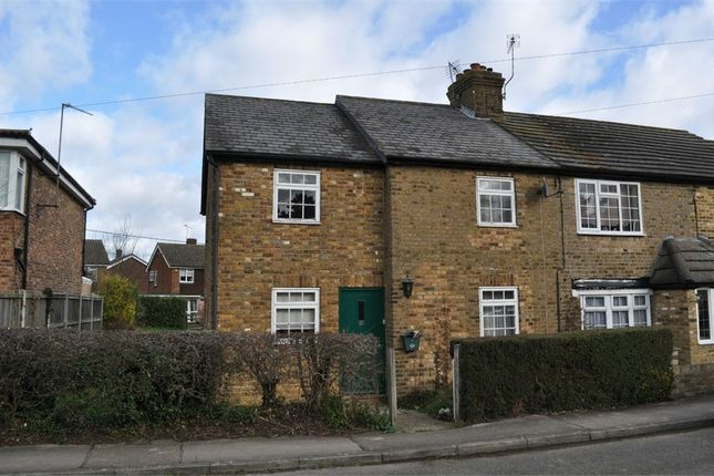 Thumbnail Semi-detached house to rent in Victoria Road, Writtle, Chelmsford, Essex