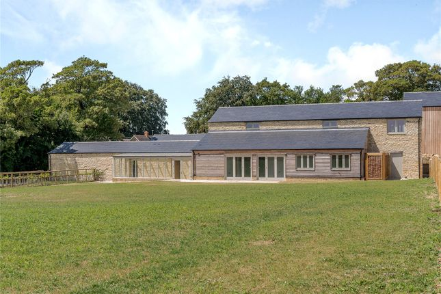 Thumbnail Detached house for sale in Signet Hill Barns, Signet Hill, Burford, Oxfordshire