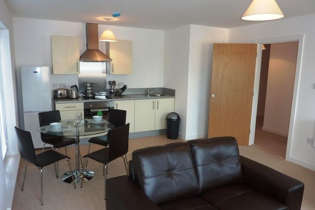 Thumbnail Flat to rent in Delta Point, Greengate West, Manchester