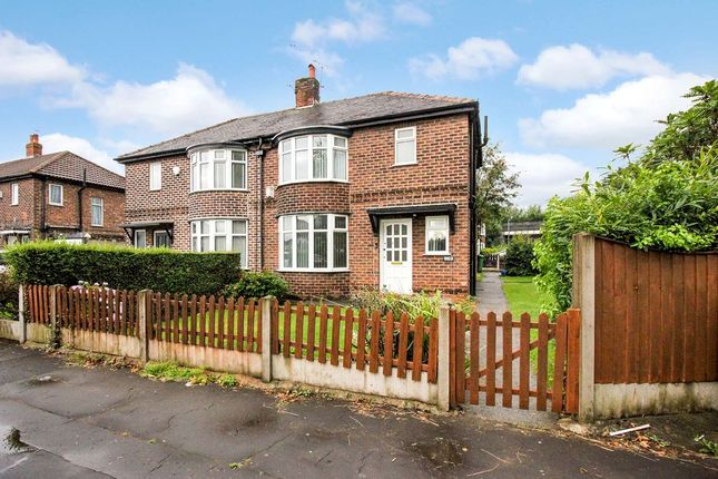 Thumbnail Semi-detached house to rent in Kingsway, East Didsbury, Didsbury, Manchester